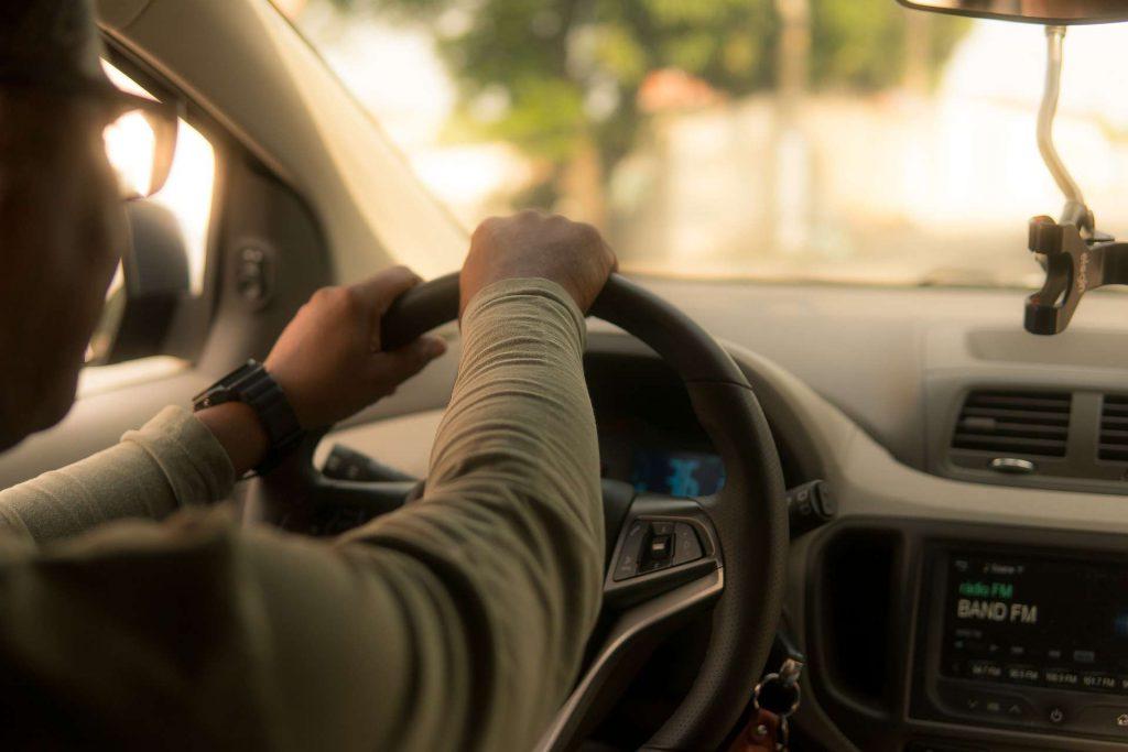 Kierowcy Ubera z licencją